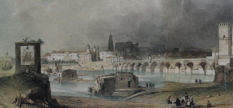 Arrival of Cosme III in Cordoba
