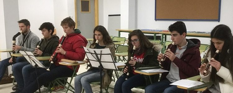 The Music group at work