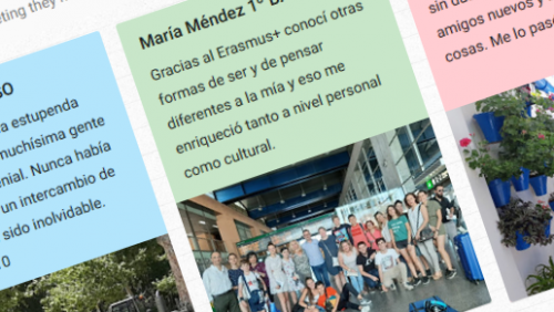 SIX STUDENTS FROM GALICIA GIVE THEIR OPINION ABOUT THE MOBILITY IN CORDOBA (SPAIN). MAY 25th TO JUNE 1st, 2019