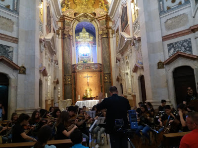Concerto na Igreja da Penha de França – Lisboa
