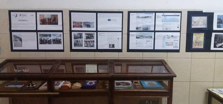Exposição do dia do Agrupamento de escolas Nuno Gonçalves
